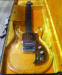 Dan Armstrong Ampeg Lucite