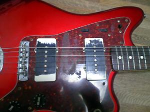Fender Japan Jazz Master