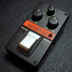YAMAHA DI-10 Distortion